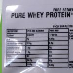 pure whey vitamin eu